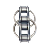 Smooth Roller Chain Link Fidget | Stress Toy