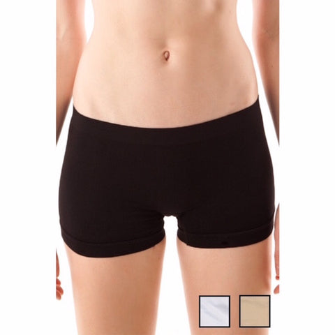 Seamless Boy Shorts