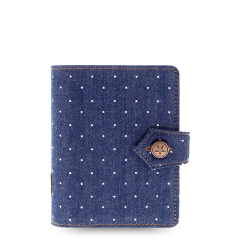 Filofax Denim Organiser-Pocket Size