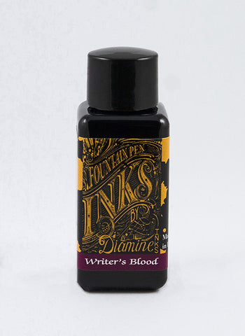 Diamine Fountain Pen Ink 30ml - Writer's Blood