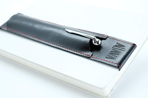 Aljava Pen Holder A5 - Soft Genuine Leather