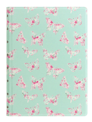 Filofax Patterns Notebook- A5 Size