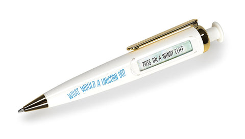 NPW Unicorn Decision Maker Ballpoint Pen