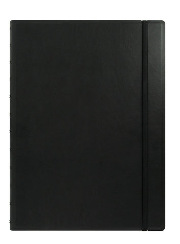 Filofax - Classic Monochrome - A4 Notebook - Black