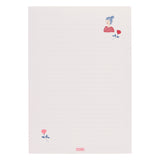 kikki.K - B5 Feature Notepad - There She Is - Pink