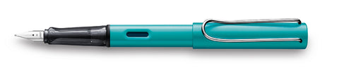 Lamy - AL-Star Fountain Pen - Medium Nib - Includes NEW 2020 Limited Edition Turmaline!