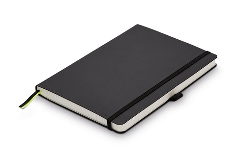 Lamy - Paper Notebook A5 Softcover - Black
