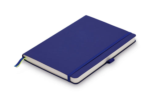 Lamy - Paper Notebook A5 Softcover - Blue