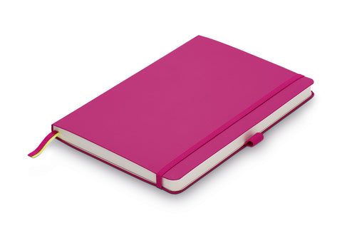 Lamy - Paper Notebook A5 Softcover - Pink