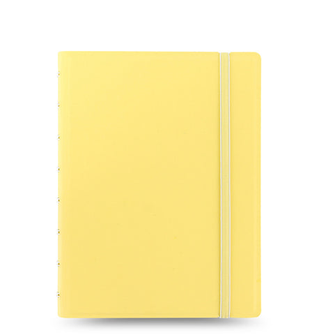 Filofax A5 Refillable Notebook- Pastels Collection