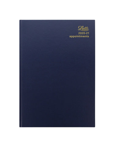 Letts - Standard 2021 Day Per Page A4 Diary