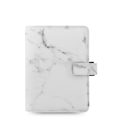 Filofax Patterns Personal Organiser | Marble