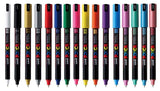 POSCA Paint Markers - PC-1MR Assorted 18 Pack