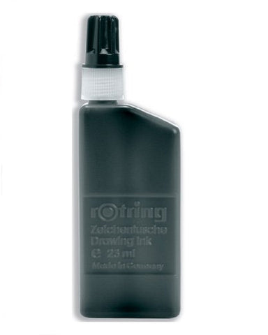 Rotring - 23ml Ink Bottle - Black