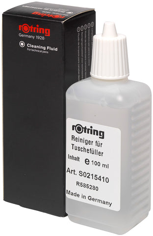 Rotring - 100ml Cleaner Fluid for Technical Pens