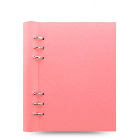 Filofax A5 Refillable Clipbook- NEW Pastels Collection