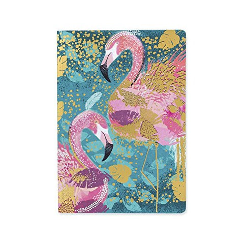 Go Stationery Opium A5 Notebook | Flamingo