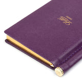 Letts - Legacy Slim Pocket Notebook and Bespoke Gold Pen