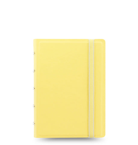 Filofax Pocket Size Refillable Notebook - Classic Pastels