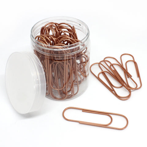 Giant Paper Clips x50 by Elmina