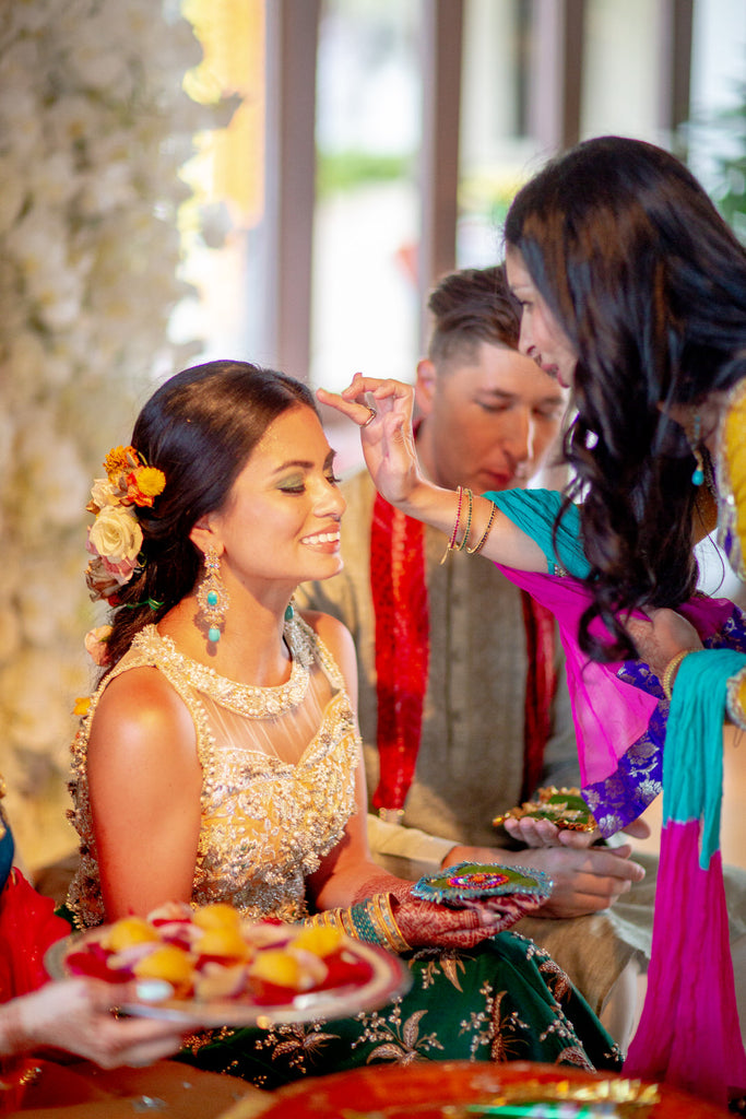 Shaiyanne and JP - Mendhi Celebration in Hawai'i