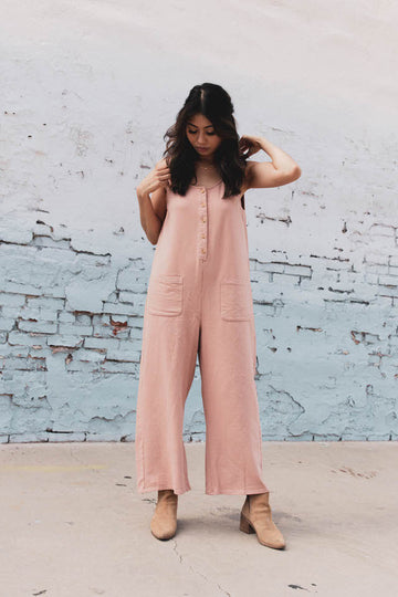 JUMPSUIT LUNA - ROSE CLOUD