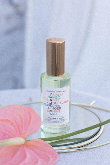 JULES + GEM HAWAI'I X DOLKII - 2 OZ PARADISE ROOM SPRAY