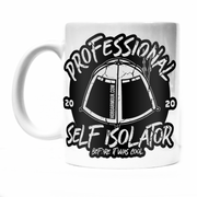 Professional Self Isolator Mug