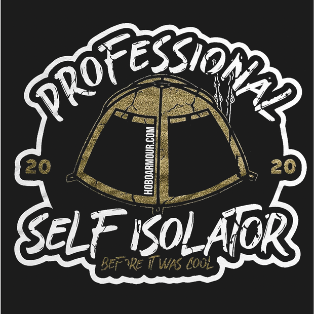 Professional Self Isolator Tee