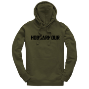 Green Hobo Stash Hoody