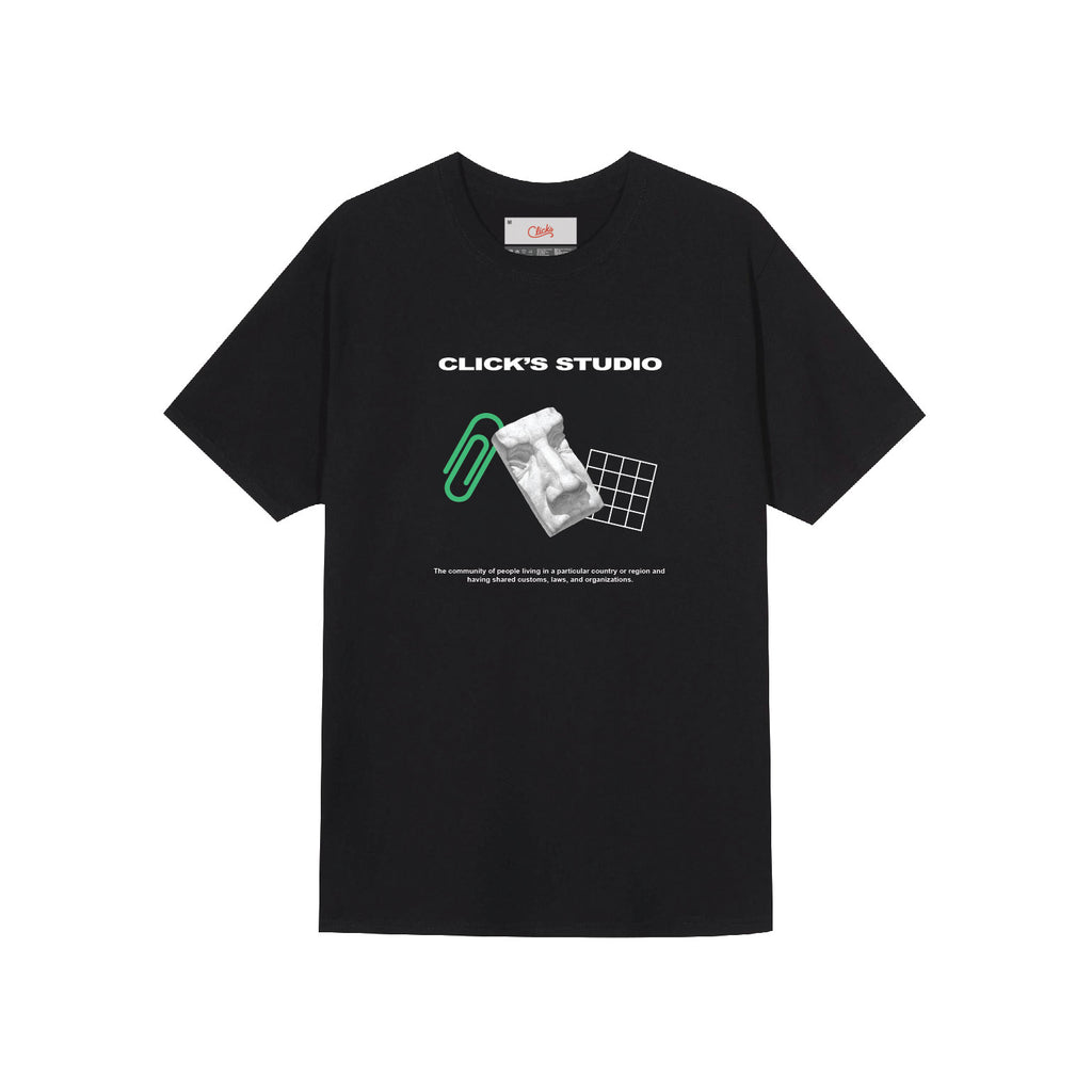 """Friendly"" Society S/S Tee"