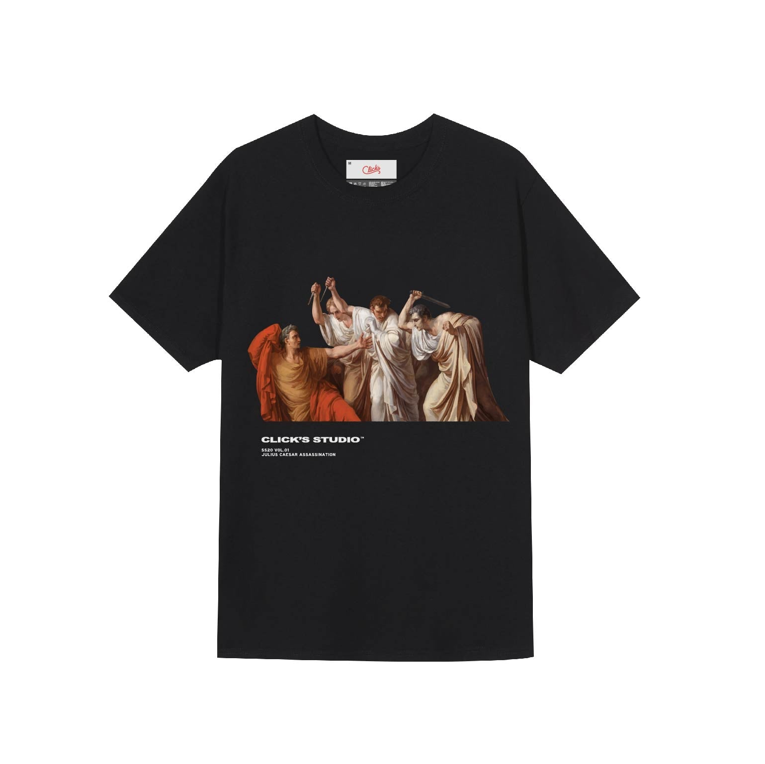 C.A Oil Painting S/S Tee