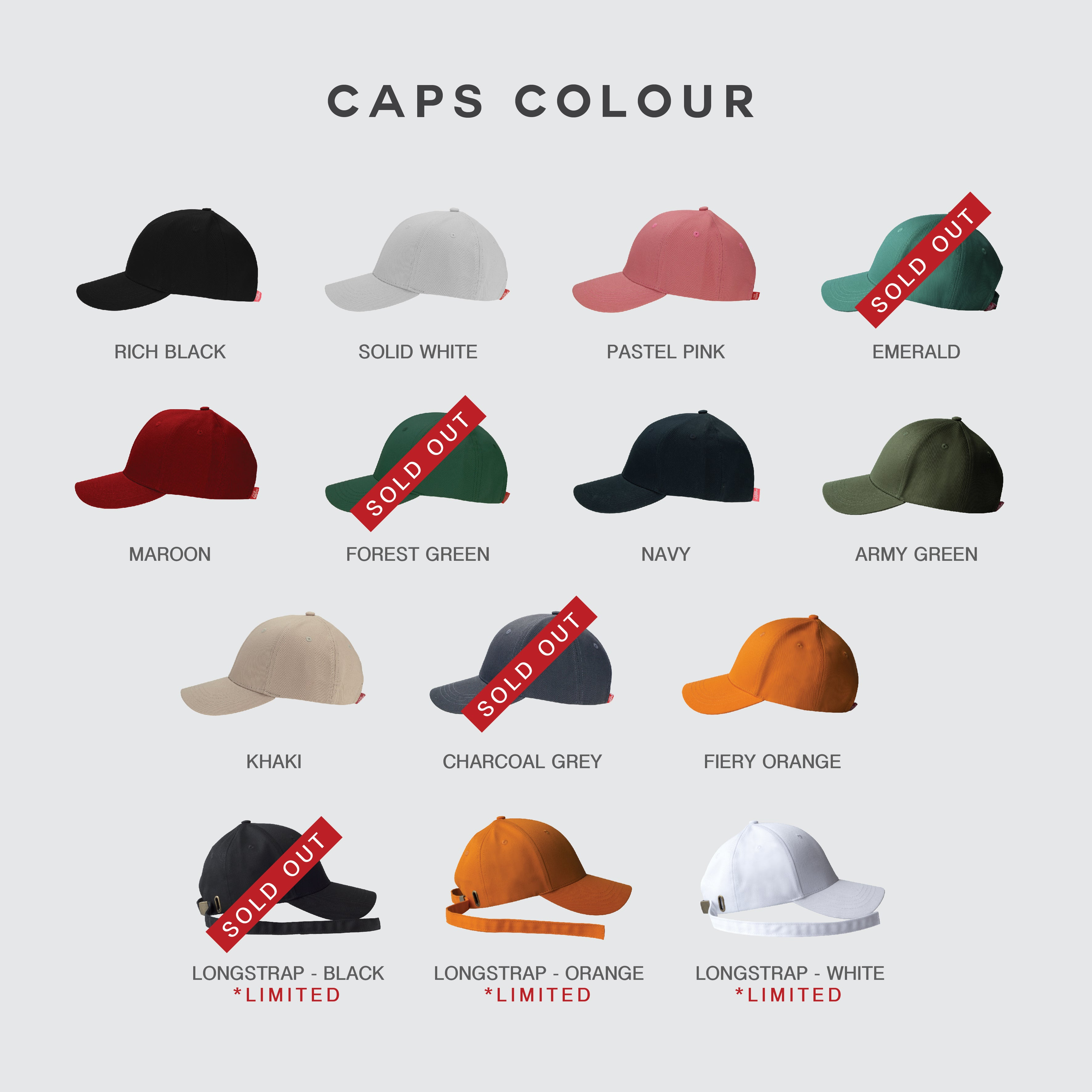 Swoosh - Caps By Me