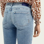 Load image into Gallery viewer, Scotch & Soda La Bohemienne Plus Mid-Rise Skinny Jeans