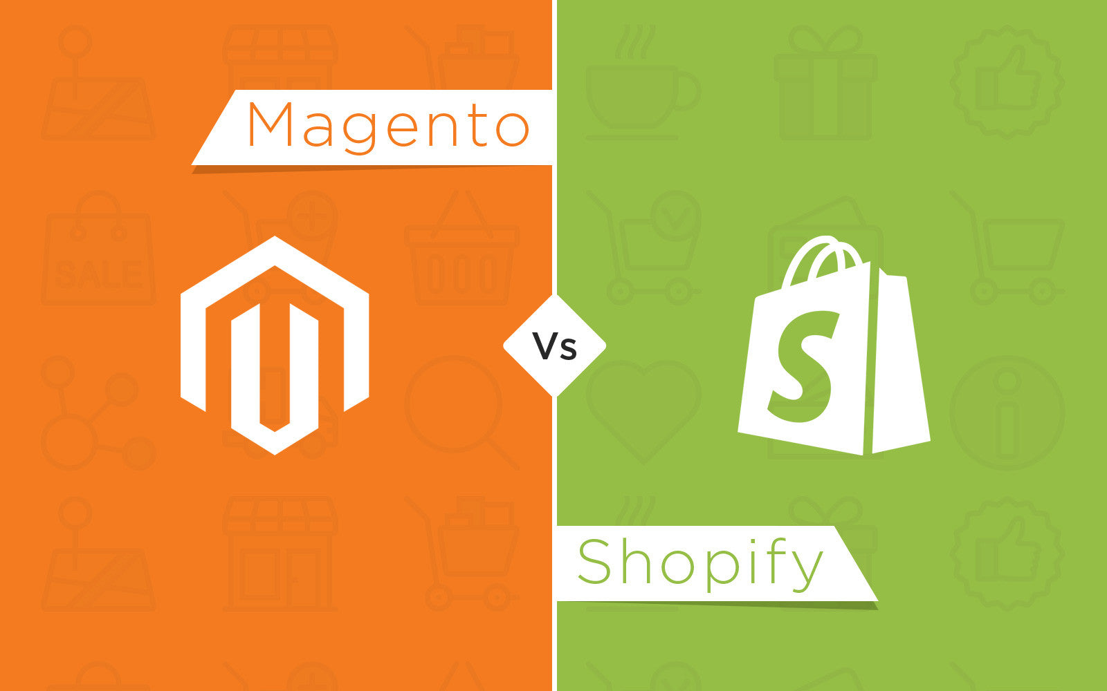 Magento Vs Shopify – Which One Should You Use?