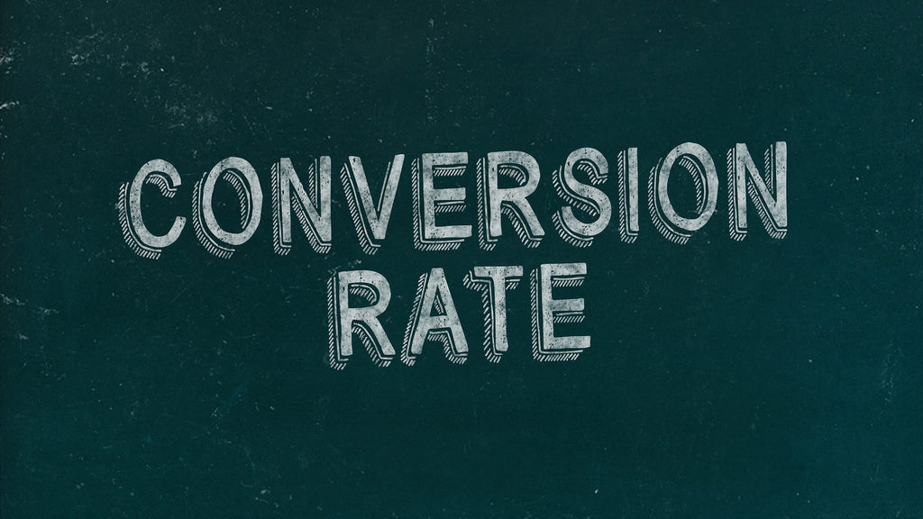Is your conversion rate better (or less) than average?