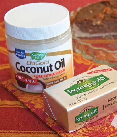 Coconut Oil to Your Broth