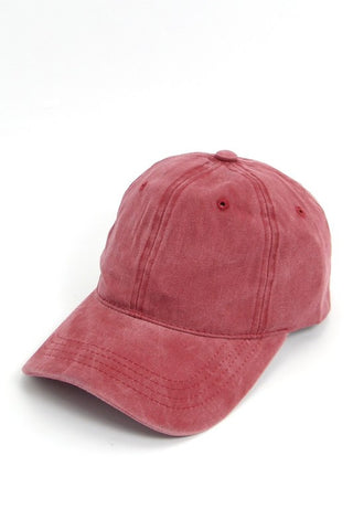 Bronx Hat (Burgundy)