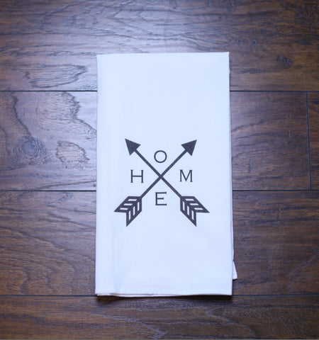 'HOME' Kitchen Towel