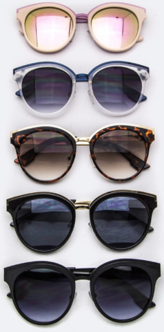 Layer Rim Sunglasses