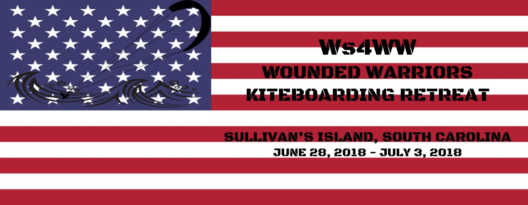 SEALAND SPORTS ANNUAL WOUNDED WARRIOR KITEBOARDING RETREAT!
