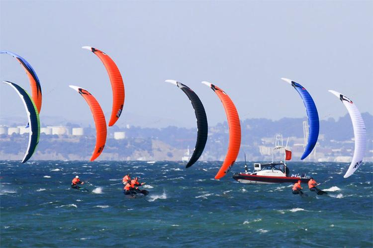 Kiteboarding confirmed in major sports events