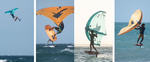 New F-One Wing  Strike - Wing Surf Wing Foil