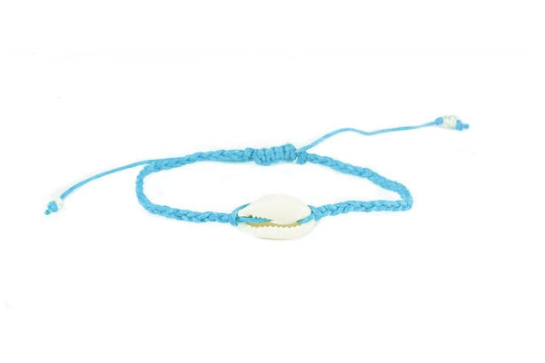 Lotus and Luna Braided Shell Bracelet - Sealand Adventure Sports