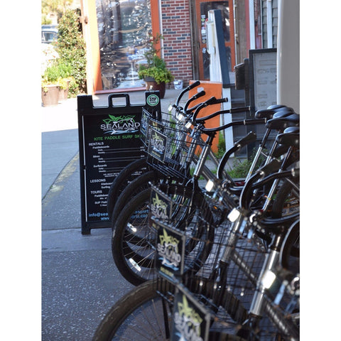 Bike Rentals on Sullivan's Island, Isle of Palms and Charleston