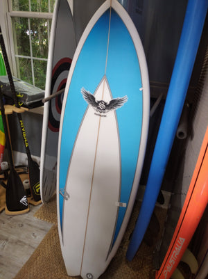Savage Mantis Shortboard 5'8'' - Sealand Adventure Sports