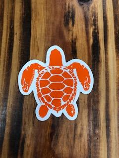 Turtle Decal/Sticker - Sealand Adventure Sports
