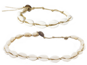 Lotus And Luna Shell Choker - Sealand Adventure Sports