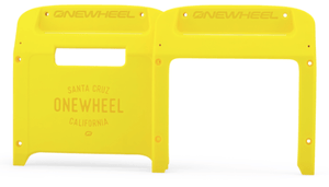 One wheel XR Yellow Bumper - Sealand Adventure Sports