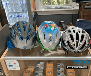 Youth Bike Helmets - Sealand Adventure Sports
